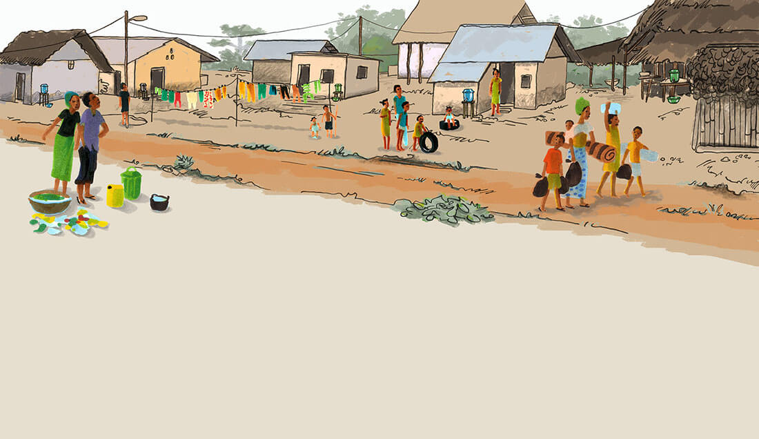 Toen alles anders werd - ebola project