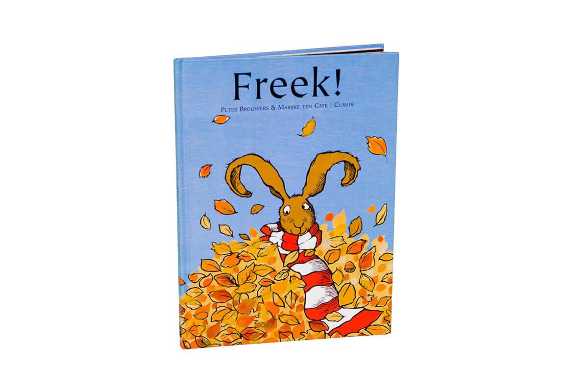 Freek!