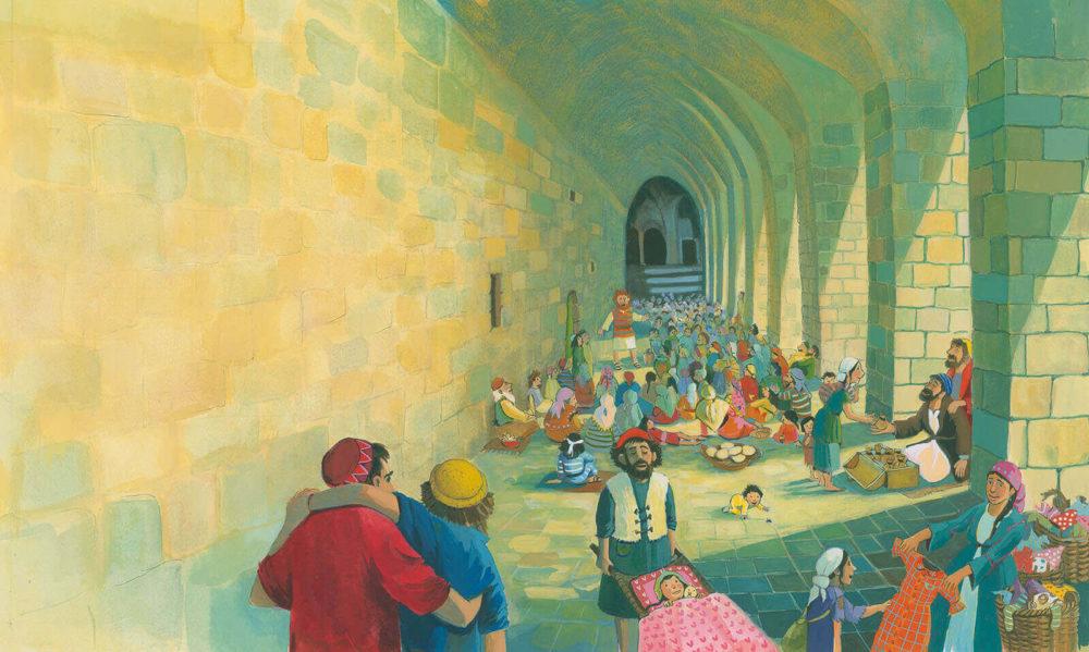 Prentenbijbel - Eerste christenen