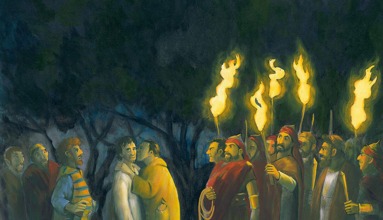 Prentenbijbel - Jezus moet sterven