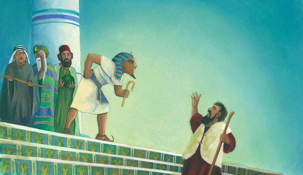 Prentenbijbel - Mozes