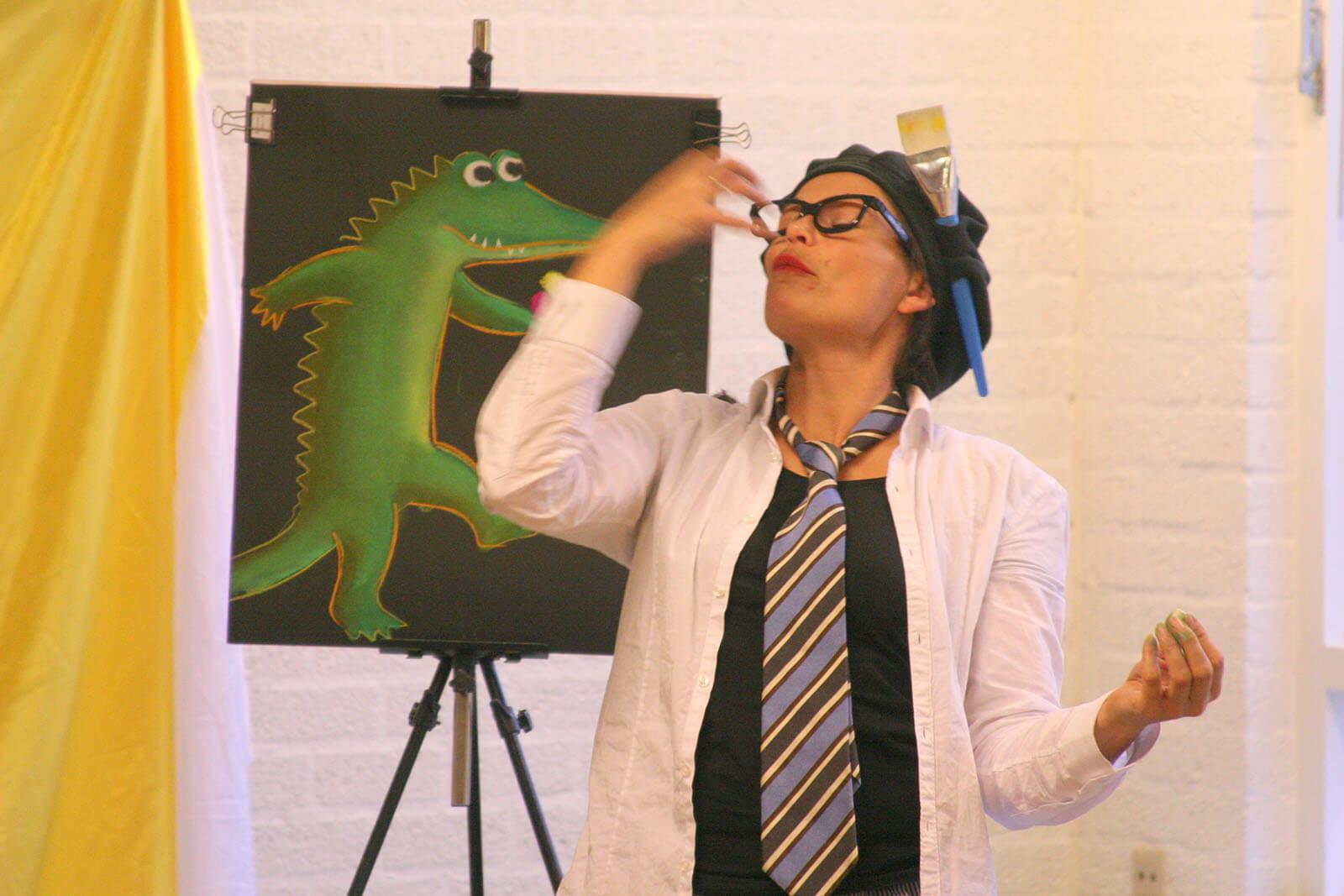 Workshop Marijke ten Cate 01