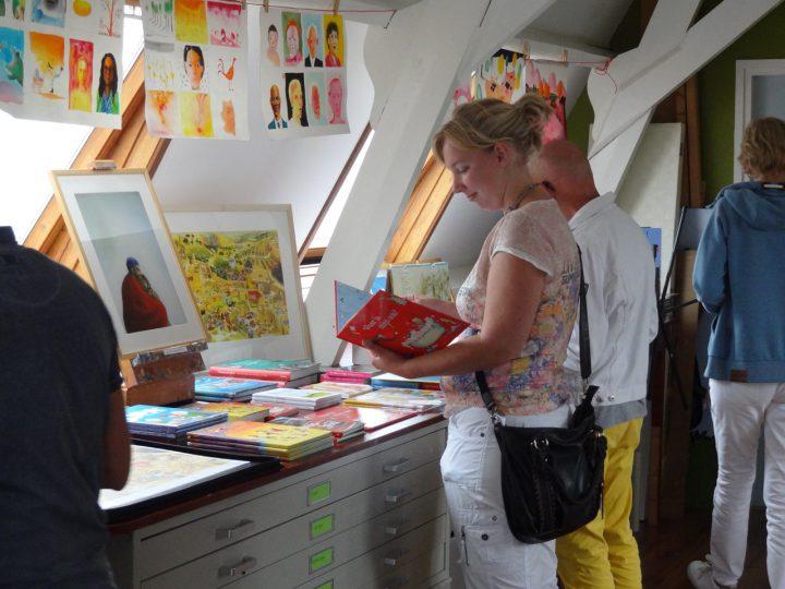 Open dag Ateliers Koewegje