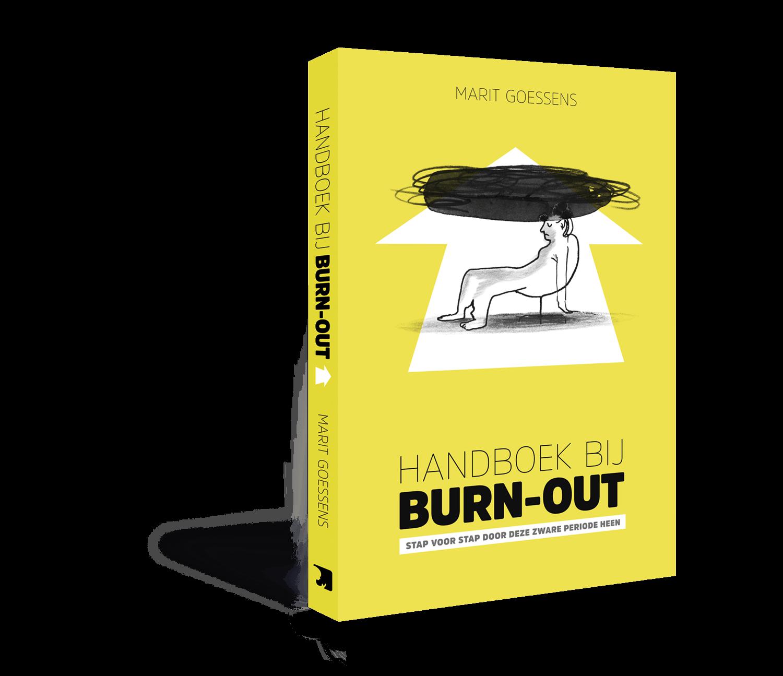 Handboek bij burnout - Jore ontwerp